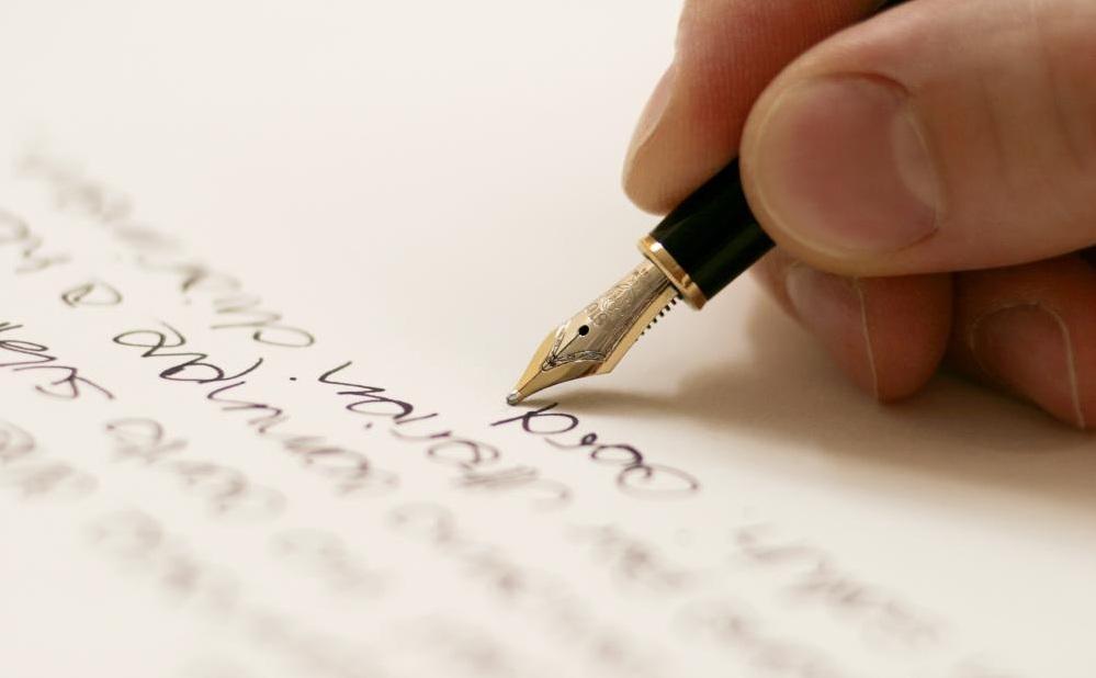 writinghand